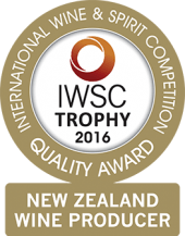 New Zealand Wine Producer Of The Year 2016