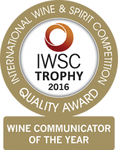 Communicator Of The Year (Wine) 2016