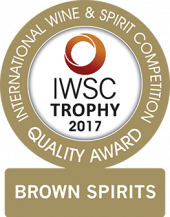 Brown Spirits Packaging Trophy 2017