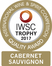 The Warren Winiarski Trophy for Cabernet Sauvignon 2017