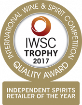 Independent Spirits Retailer Of The Year 2017