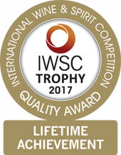 Lifetime Achievement Trophy 2017