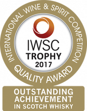 The Outstanding Achievement In The Scotch Whisky Industry Trophy 2017
