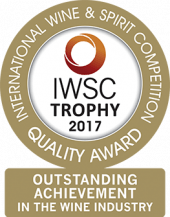 Julian Brind Memorial Trophy For Outstanding Achievement in the Wine Industry 2017