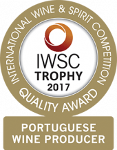 Portuguese Wine Producer Of The Year Trophy 2017