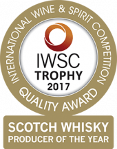 Scotch Whisky Producer Of The Year 2017