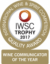 Wine Communicator Of The Year  2017