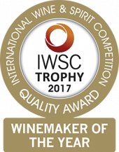 Winemaker Of The Year Trophy 2017