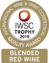 Blended Red Wine Trophy 2018