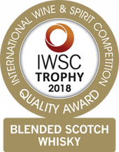 Blended Scotch Whisky Trophy 2018
