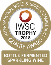 Bottle Fermented Sparkling Wine Trophy 2018