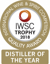 Distiller Of The Year Trophy 2018