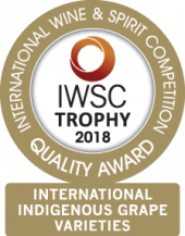 International Indigenous Grape Varieties Trophy 2018