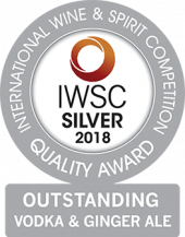 Vodka & Ginger Ale Silver Outstanding 2018