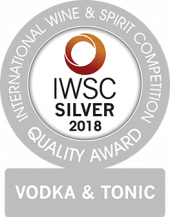 Vodka And Tonic Silver 2018