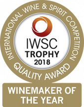 Winemaker Of The Year Trophy 2018