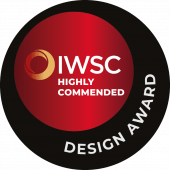 IWSC Design Award Highly Commended 2020