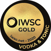 Vodka and Tonic Gold 2020