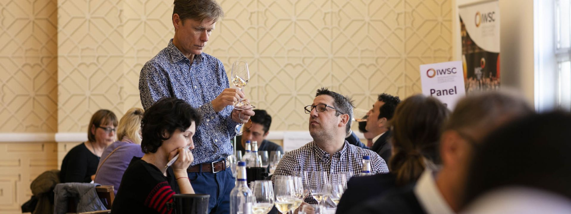 2019 Wine Judging Committee