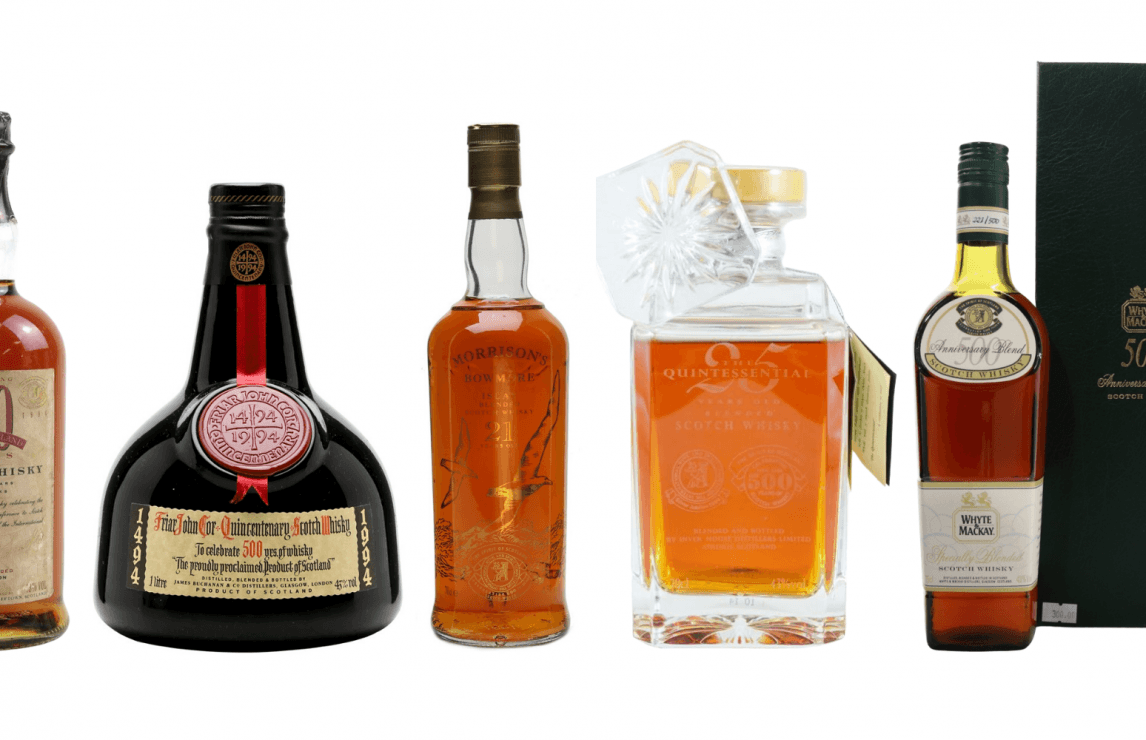 IWSC whiskies auctioned for coronavirus charity work