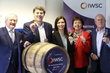 Scotland's best distillers join forces to create special blend for IWSC's 50th anniversary