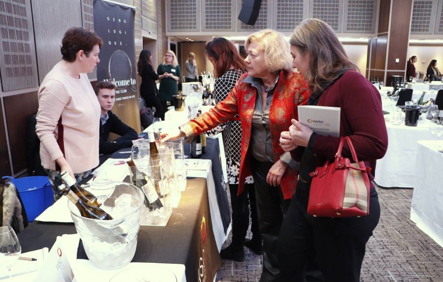Taste IWSC recommended wines at French Wine Discoveries