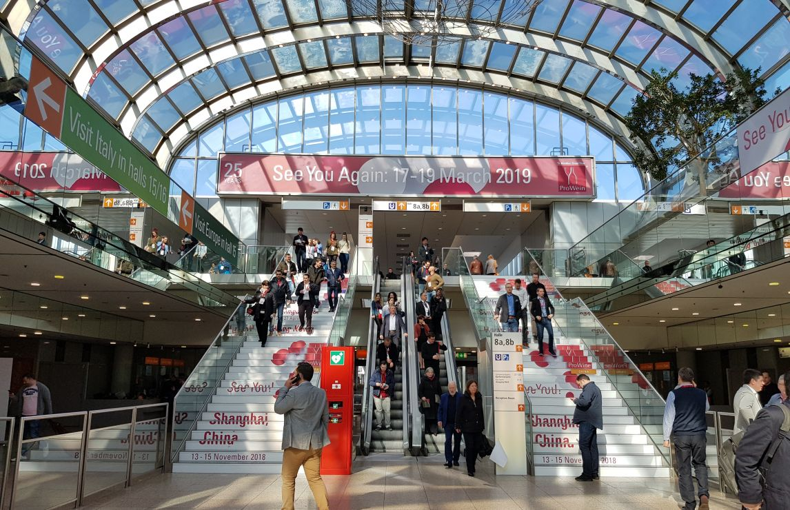 Join the IWSC at the 25th ProWein