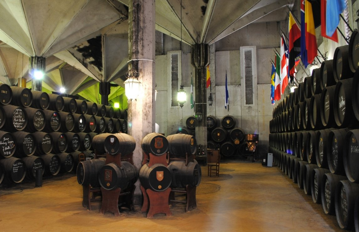 Sherry trophy winner 2020: Bodegas Williams & Humbert