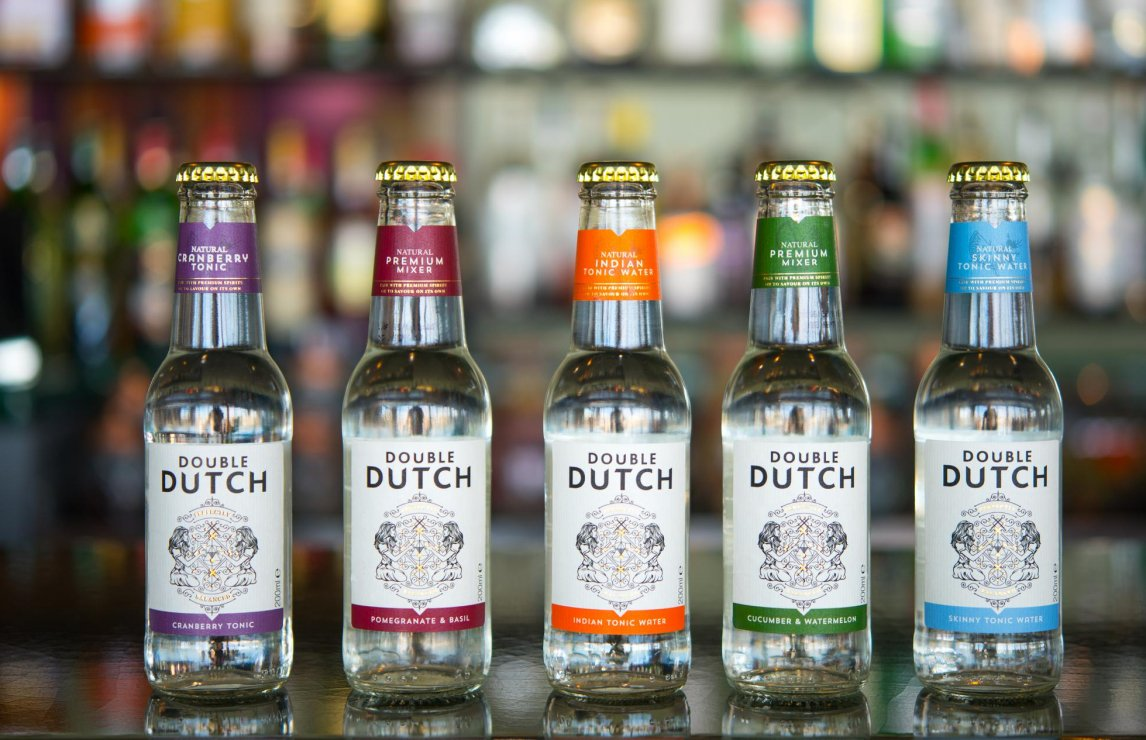 Double Dutch announced as official mixer partner of the IWSC