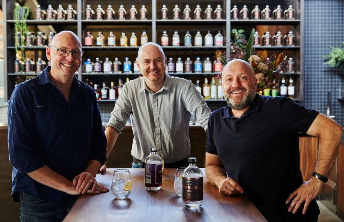 International Gin Producer of the Year, 2020: Four Pillars Distillery