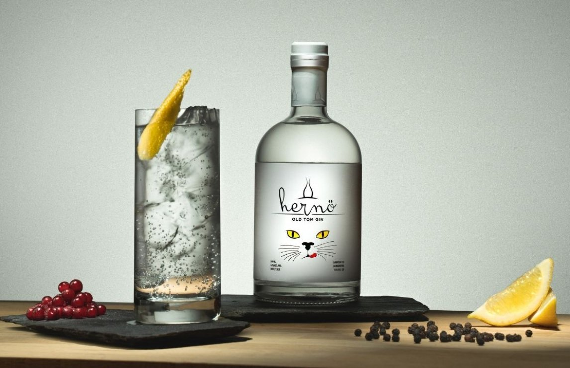 Gin & tonic trophy 2020: Hernö Old Tom Gin