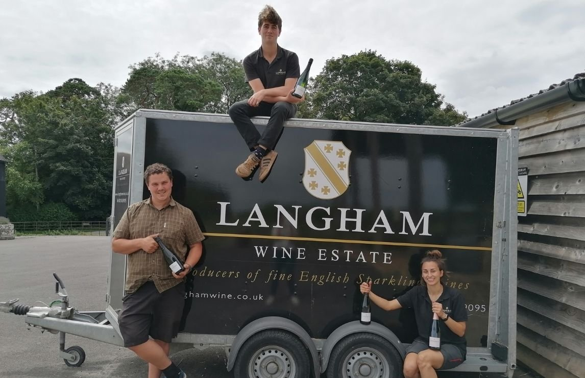Sparkling Wine Producer of the Year, 2020: Langham Wine Estate