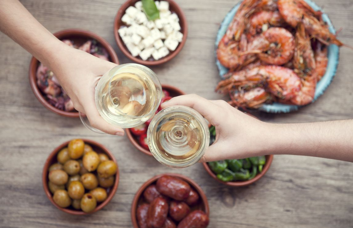 Albariño – the perfect summer drink