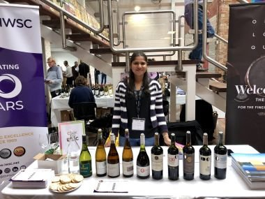 IWSC winners at Love Wine Love Chile