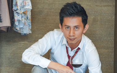 An interview with Chinese wine consultant Terry Xu