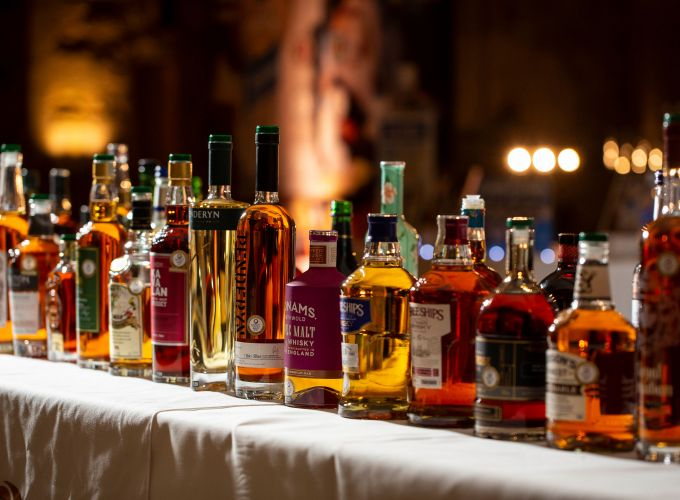 Top 10 whiskies for Christmas and New Year
