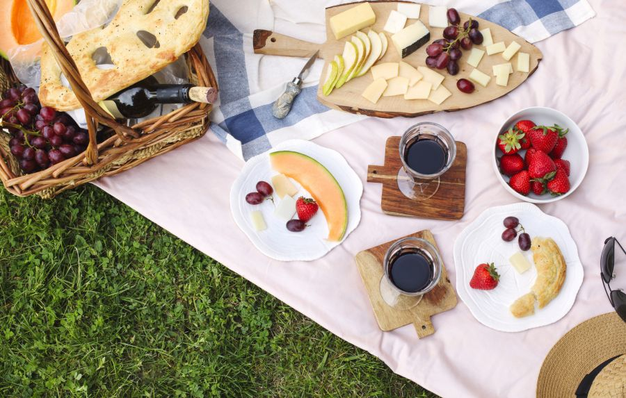 Perfect picnic wines