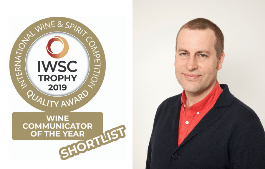 Wine Communicator shortlist: David Williams