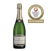 Bluebell Vineyard Hindleap Late Disgorged Blanc de Blancs 2008