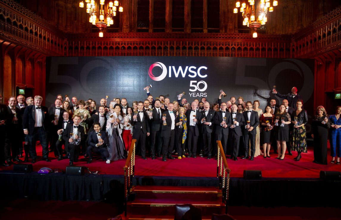 IWSC 50th Anniversary Awards Banquet 2019
